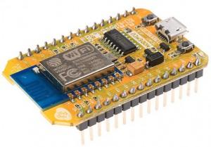 1st generation ESP8266 NodeMCU development board